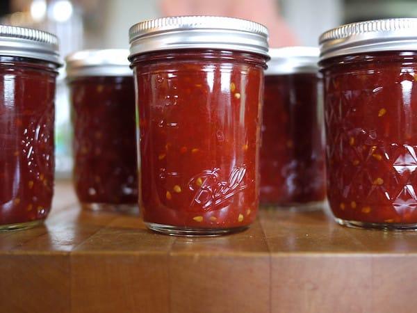 przetowry dżem z pomidorów