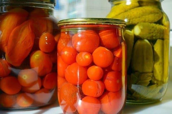 przetwory pomidorowe