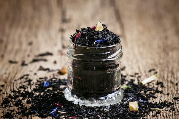 herbata z chabra bławatka