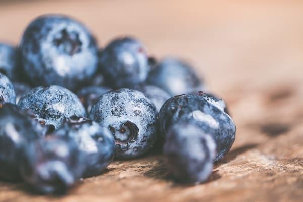 Owoc borówki