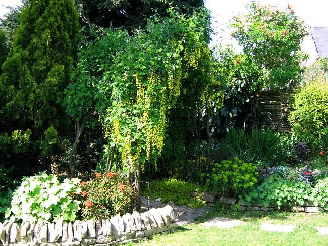 Ogród romantyczny